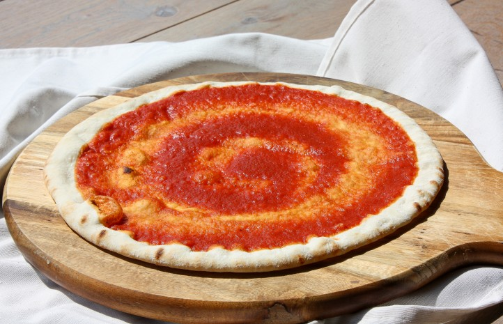Gesauste pizza bodem Van Tol Convenience Food