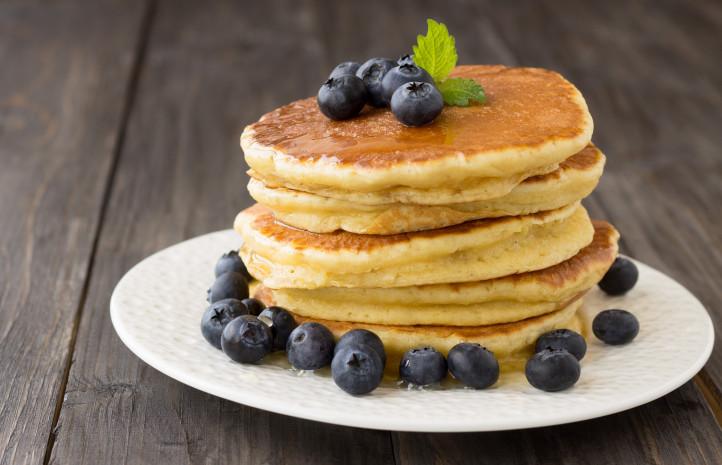 Pancakes van Van Tol