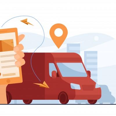 Order & Logistic  Van Tol Convenience Food